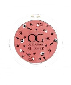 Outdoor Girl Powder Blusher Compact - Nemesis