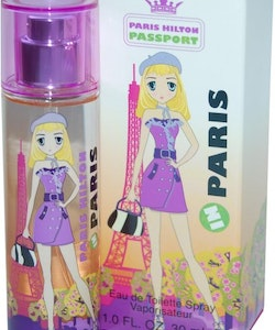 Paris Hilton Passport in pairs EDT 30ml