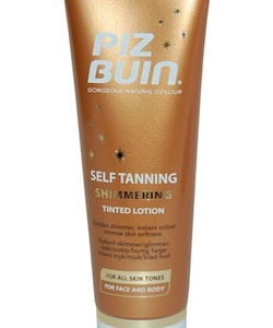 Piz Buin Self Tanning Lotion 125ml