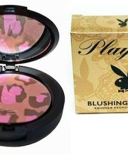 Playboy Blushing Bunny Shimmer Bronzing Powder 10g