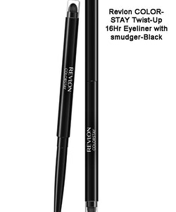 Revlon COLORSTAY Twist-Up 16Hr Eyeliner with smudger-201Black
