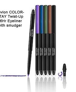 Revlon COLORSTAY Twist-Up 16Hr Eyeliner with smudger-204 Charcoal