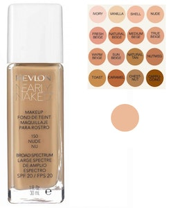 Revlon Nearly Naked Make Up Foundation SPF 20 - 150 Nude