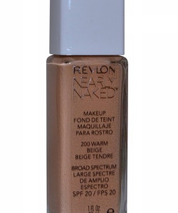 Revlon Nearly Naked Make Up Foundation SPF 20 - 200 Warm Beige