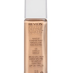 Revlon Nearly Naked Make Up Foundation SPF 20 - Vanilla