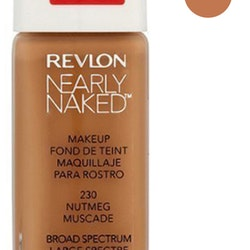 Revlon Nearly Naked Make Up Foundation SPF 20 -230 Nutmeg