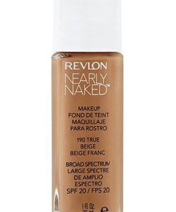 Revlon Nearly Naked Make Up Foundation SPF20 - 190 True Beige