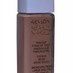 Revlon Nearly Naked Make Up Foundation SPF20 - 210 Sun Beige