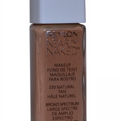 Revlon Nearly Naked Make Up Foundation SPF20 - 220 Natrual Tan