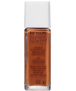 Revlon Nearly Naked Make Up Foundation SPF20 - 290 Cappuccino