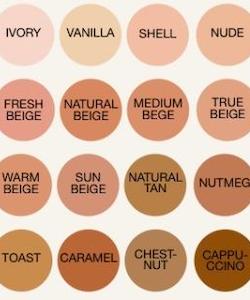 Revlon Nearly Naked Make Up Foundation SPF20 - Warm Beige