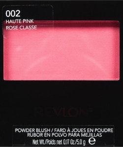 Revlon Powder Blush - 002 Haute Pink