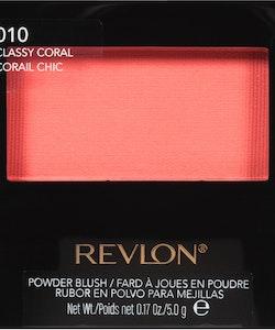 Revlon Powder Blush - 010ClassyCoral