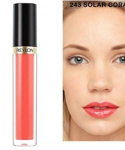 Revlon Super Lustrous Lip Gloss - 243 Solar Coral