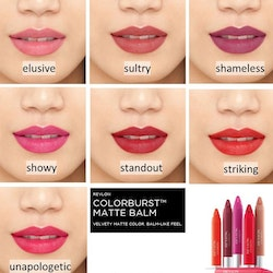 Revlon Colorburst MATTE Lip Balm - 220 Showy