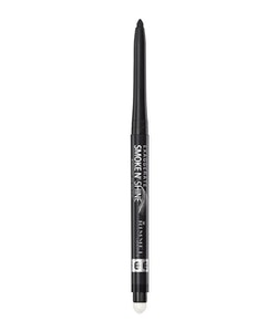 Rimmel Exaggerate Smoke N' Shine Automatic Gel Eye Liner-001 Little Black Smokey