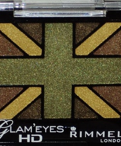 Rimmel Glam Eyes HD Quad Eyeshadow-Green Park