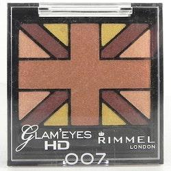 Rimmel Glam Eyes HD Quad Eyeshadow-Heart Of Gold