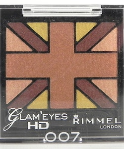 Rimmel Glam Eyes HD Quad Eyeshadow-Heart Of Gold