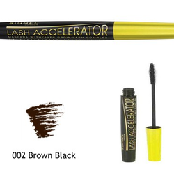 Rimmel Lash Accelerator Mascara-Brown Black