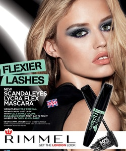 Rimmel London Scandaleyes Lycra Flex Mascara 12ml Black