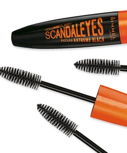 Rimmel London Scandaleyes Mascara-Extreme Black
