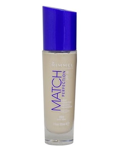 Rimmel Match Perfection Light Foundation  SPF18-081 Fair Ivory