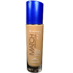 Rimmel Match Perfection Light Foundation SPF18-502 Golden Honey