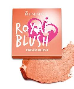 Rimmel Royal Blush Cream Blush - 001 Peach Jewel