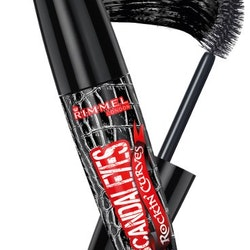 Rimmel Scandal Eyes Rockin Curves Mascara-Extreme Black