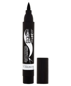Rimmel Scandaleyes Jumbo Liquid Eye Liner - 001 Black