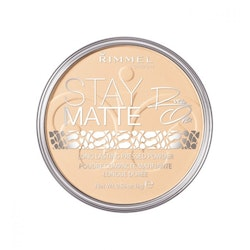 Rimmel Stay Matte Rita Ora Lasting Pressed Powder - Transparent