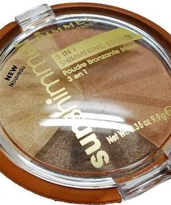 Rimmel Sun Shimmer 3 in 1 Bronzer - 002 Bronze Goddess