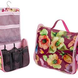 Royal Tropical Garden Holdall Cosmetics Bag