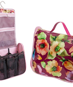 Royal Tropical Garden Holdall Cosmetics Bag