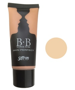 Saffron BB Cream Skin Perfect - 01 Transparent