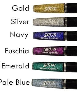 Saffron Glitter Eyeliner-Emerald