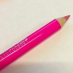 Saffron London NEON  2 in 1 Eyeliner Eye&Lip Liner Pencil -Neon Pink