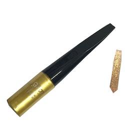 Saffron METALLIC Liquid Dip Eyeliner - Metallic Gold