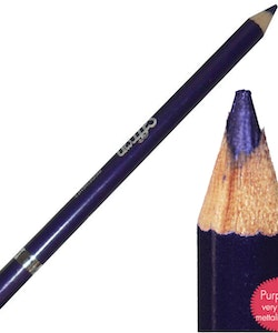 Saffron Metallic Waterproof Eyeliner-Metallic Purple