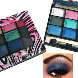 SaffronAnimalPearl Eyeshadow Palette-Chic Eye
