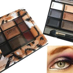 SaffronAnimalPearl Eyeshadow Palette-Leopard Eye