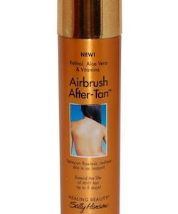 Sally H Airbrush After-Tan Spray- Förläng Din Solbränna