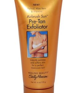 Sally Hansen Airbrush Sun Lotion