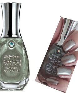 Sally Hansen Diamond Platinum Strength&Nail Color-Bride to Be