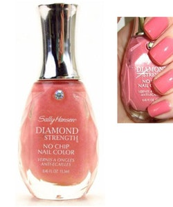 Sally Hansen Diamond Platinum Strength&Nail Color-It's Chiff-on!