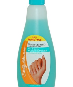 Sally Hansen Fast & Gentle Polish Remover 354ml Moisturizing