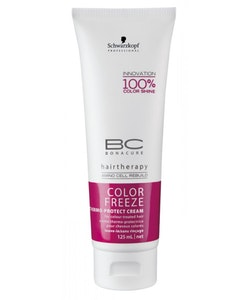 Schwarzkopf Bonacure Color Freeze Thermo-Protect Cream 125ml