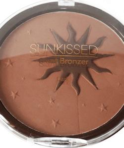 SUNKISSED Giant Face&Body Large Bronzing Powder Dark