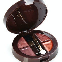 Sunkissed Radiance Compact-Bronzing Powder+Eye Shadows+4Lipstick gloss+1brush